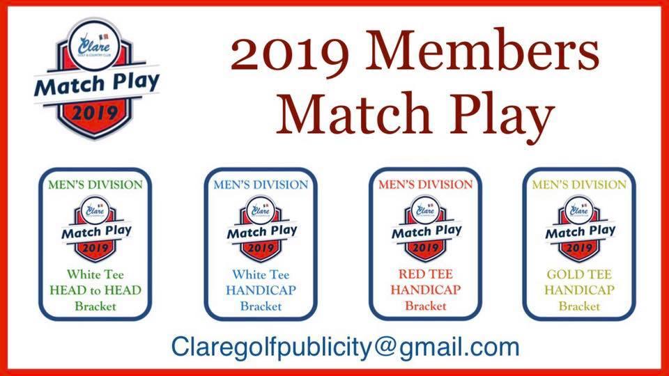 2019 Match Play